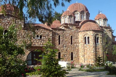 Μονή Αγίου Εφραίμ